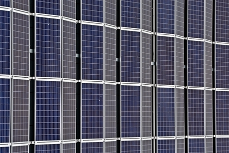 Solar power projects WPK and Van der Lugt